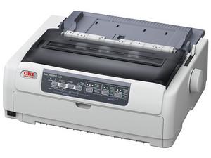 Impresora Matriz De Puntos Oki Ml620 De 9 Agujas