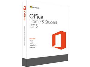 Microsoft Office Hogar y Estudiantes 2016 para Mac, 1 equipo (Versión en inglés).