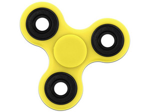 Hand Spinner Color Amarillo.