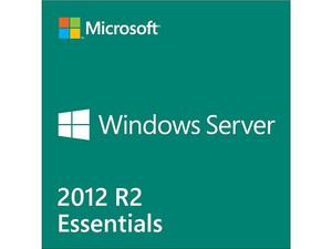 Windows Server Essentials 2012 R2 en español, DVD (64 Bits)