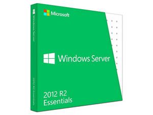 Windows Server Essentials 2012 R2 en Español 64 Bits, Licencia OEM. Exclusivo a la venta en equipos nuevos.