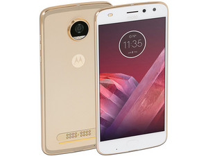 "Smartphone Motorola Moto Z2 Play: Procesador QUALCOMM MSM8953 PRO (2.0GHz), Memoria RAM de 4GB, Almacenamiento de 64GB (expandible con microSD), Pantalla 5.5\""(1920x1080), Bluetooth 4.0, Wi-Fi, 4G, Nano SIM, Android 7.0."