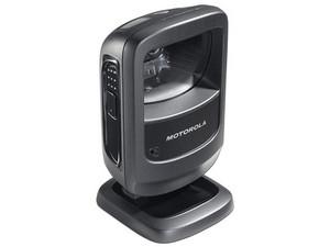 Escáner de código de barras Motorola DS9208-SR4NNR01A, 1D, 2D, PDF417 (papel, pantallas de PC, teléfonos moviles). Color negro.