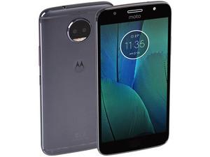 "Smartphone Motorola Moto G5s Plus, Procesador Snapdragon 625 Octa Core (2.0 GHz), Memoria RAM de 3GB, Almacenamiento de 32GB (Expandible con micro SD), Pantalla IPS 5.5\"" Full HD, Bluetooth 4.2, Wi-Fi, 4G, Android 7.1. Color Gris Obscuro."