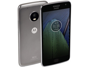 "Smartphone Motorola Moto G5 Plus: Procesador Qualcomm Octa-Core (2.0 GHz), Memoria RAM de 2GB, Almacenamiento de 32GB (expandible con microSD), Pantalla 5.2\""(1920x1080), Bluetooth 4.0, Wi-Fi, 4G, Nano SIM, Android 7.0. Color Gris."
