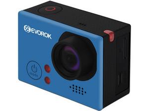 Cámara de acción Evorok Enjoy de 5MP, 720p, 130°  (incluye control remoto).