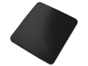 Mousepad Acco P3796, antiderrapante. Color negro.