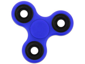 Hand Spinner Color Azul.