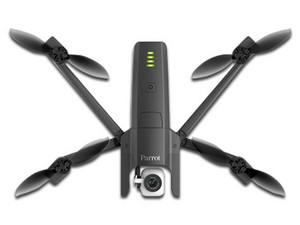 Drone Parrot Anafi con batería recargable de 2700 mAh, cámara de 21MP, Video Ulta HD 4K. Color Negro.