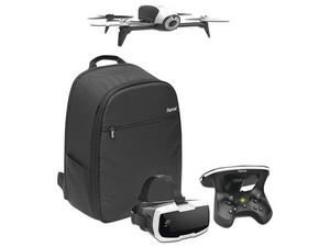 Paquete de Dron Parrot Loro BeBop 2 Adventurer, 1080p.