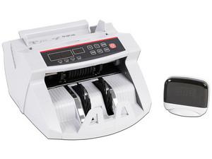 Contadora de Billetes Nextep NE-206 con Detector Magnético UV