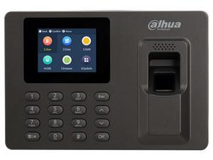 Control de acceso Dahua ASA1222E con capacidad de 1000 usuarios y 2000 huellas. USB.