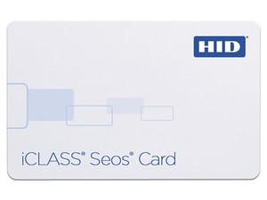 Paquete de Tarejetas programables HID de 13.56MHZ para control de acceso, imprimible. Color Blanco.