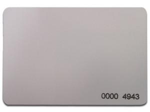Tag ZKTeco DF02 de doble frecuencia UHF compatible con ZTA151001 y ZTA151002.