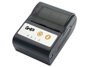 Mini Impresora térmica móvil Ghia PR-2143, USB, Bluetooth, Serial.
