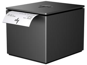 Impresora de ticket HP ElitePOS térmica directa, USB. Color Negro.