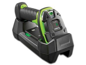 Lector de Código de Barras Portátil Zebra DS3678-ER, USB. Color Verde. Incluye base.