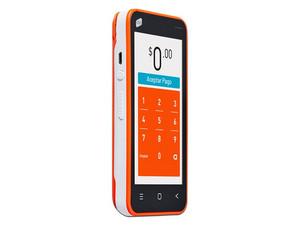 Dispositivo móvil de cobro Clip Pro con Wi-Fi, 4G, Bluetooth.