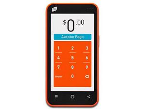 Terminal de punto de venta Clip Pro, recibe pagos con tarjeta y Samsung Pay, 4G, 3G, Wi-Fi.