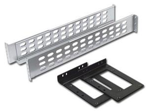 """Kit de rieles para unidad Smart-UPS RT 19\"""" de APC."""