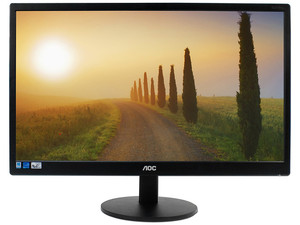 Monitor LED AOC E2270SWN de 21.5