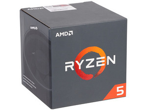 Procesador AMD Ryzen R5 1400, 3.2 GHz (hasta 3.5 GHz), Socket AM4, Quad-Core, 65W.