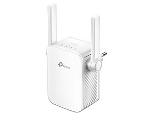 Extensor de Alcance Inalámbrico TP-LINK RE205, de doble banda, Wireless AC (Wi-Fi 5), hasta 750Mbps.