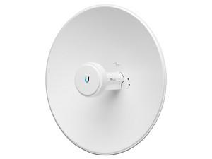 CPE de Exterior Ubiquiti Networks PowerBeam PBE-2AC-400 de 2.4 GHz, hasta 330 Mbps.