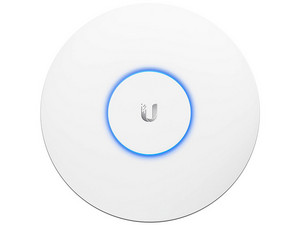 Access Point Ubiquiti Networks UAP-AC-HD de Doble Banda 2.4 GHz y 5 GHz, hasta 1733 Mbps, PoE.