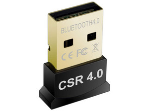 Micro Adaptador Bluetooth Premiertek v4.0, USB2.0 (BT-400_V2)