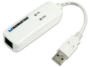 Módem de 56 Kbps Manhattan, USB
