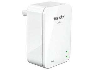 Router inalámbrico Tenda A5S, 1 puerto LAN, hasta 150 Mbps.