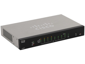 Ruteador VPN Cisco RV260P, Firewall, PoE.