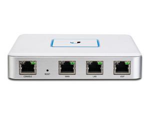 Ruteador empresarial Ubiquiti Unifi uap-usg con soporte para VPN.