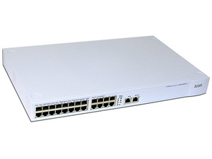 Switch 3Com® SuperStack®3 4226T 24 Ptos + 2Ptos Gigabit