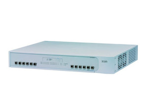 Switch Gigabit 3Com® SuperStack®3 4900-SX, 12 Puertos 1000BASE-SX.