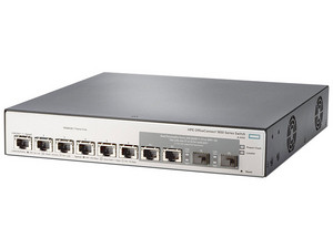 Switch HP OfficeConnect 1850, 6 Puertos Gigabit, 2 Puertos SFP.