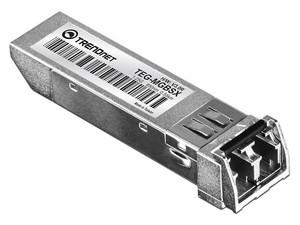 Módulo transceptor de fibra óptica TRENDNET SFP Gigabit LC compatible Mini GBIC, 550m.