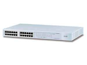 Switch 3COM SuperStack3 4400-SE de 24 Puertos 10/100