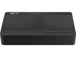 Switch Nexxt Solutions Connectivity de 8 puertos 10/100Mbps
