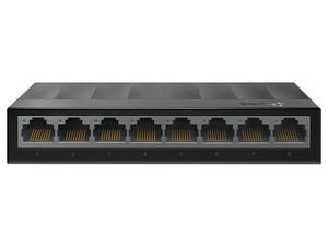 Switch Gigabit TP-LINK LS1008G de 8 puertos 10/100/1000Mbps.