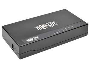 Switch Tripp Lite NG5P con 5 puertos Gigabit Ethernet 10/100/1000Mbps.