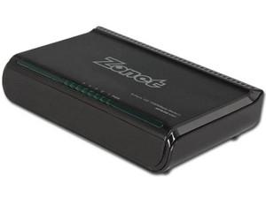 Switch ZONET ZFS3015P de 5 Puertos de 10/100 Mbps.