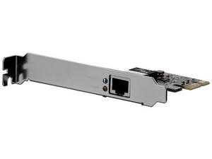 Tarjeta de Red StarTech Gigabit Ethernet, 10/100/1000 Mbps, PCI Express.