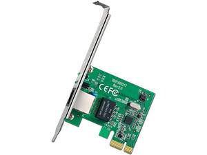 Adaptador de red TP-Link TG-3468, Gigabit Ethernet, PCI Express.