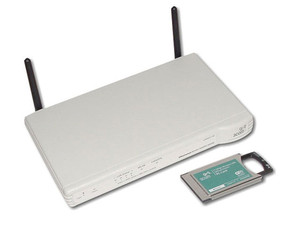 Kit Inalambrico 3COM, Access Point + Tarjeta Wireless