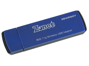 NEW DRIVER: ZONET ZEW2507