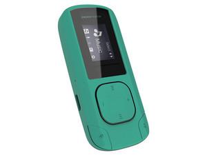 Reproductor MP3 Energy Sistem EY-426508 de 8GB con radio FM. Color Verde Menta.