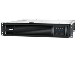 Batería de Respaldo APC SMT1500RM2U, 1500VA (120 V) con 6 contactos NEMA 5-15R.