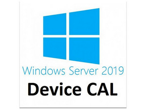 Paquete de 5 Licencias DELL CAL Dispositivo para Windows Server 2019 Standard o Datacenter.